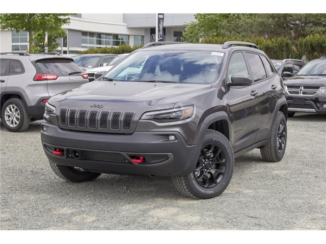 2019 Jeep Cherokee Trailhawk (Stk: K183622) in Abbotsford - Image 3 of 28