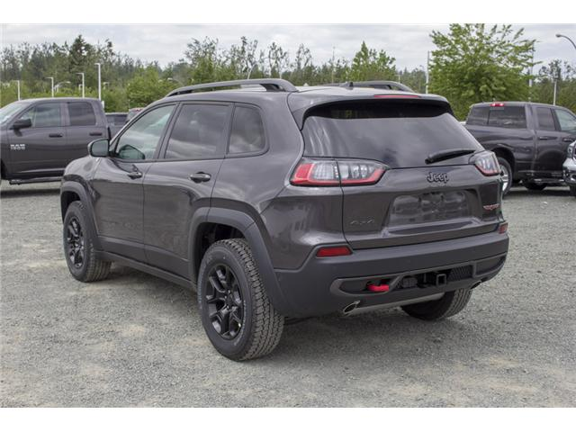2019 Jeep Cherokee Trailhawk (Stk: K183622) in Abbotsford - Image 5 of 28