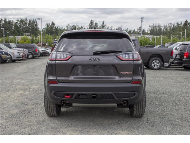 2019 Jeep Cherokee Trailhawk (Stk: K183622) in Abbotsford - Image 6 of 28