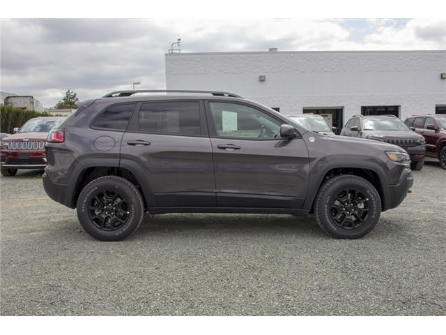 2019 Jeep Cherokee Trailhawk (Stk: K183622) in Abbotsford - Image 8 of 28