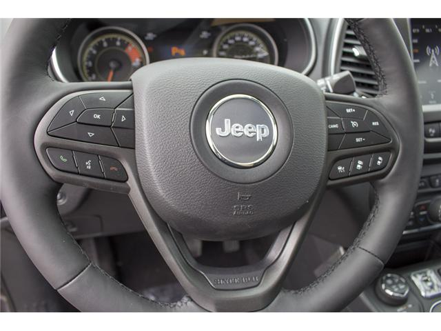 2019 Jeep Cherokee Trailhawk (Stk: K183622) in Abbotsford - Image 20 of 28