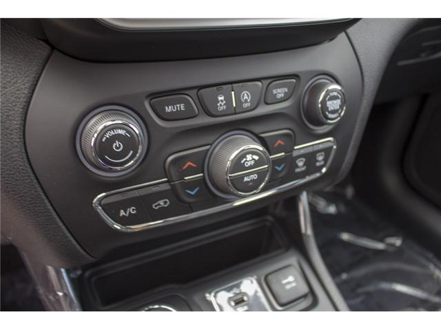 2019 Jeep Cherokee Trailhawk (Stk: K183622) in Abbotsford - Image 24 of 28