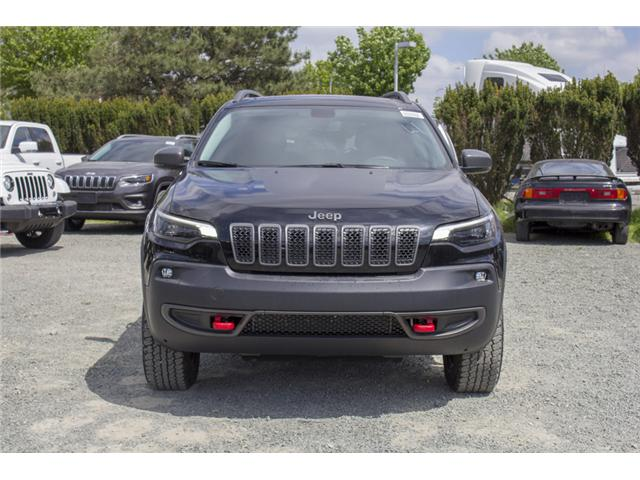 2019 Jeep Cherokee Trailhawk (Stk: K183624) in Abbotsford - Image 2 of 30