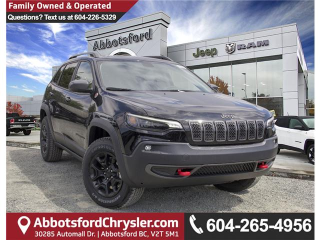 2019 Jeep Cherokee Trailhawk (Stk: K183624) in Abbotsford - Image 1 of 30