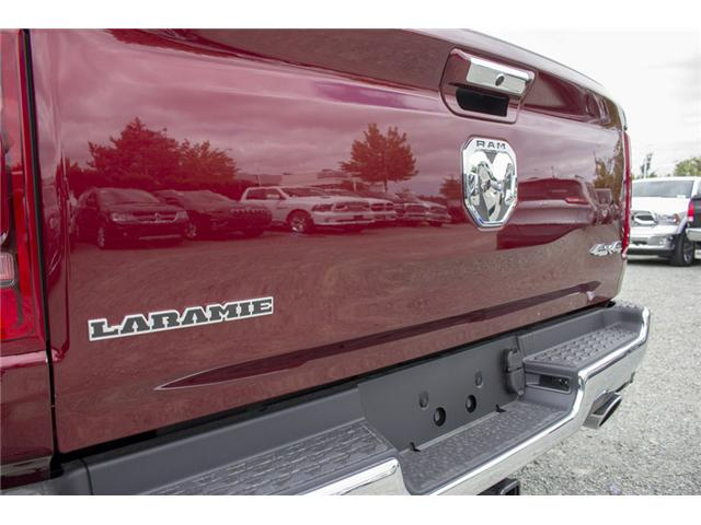 2019 RAM 1500 Laramie (Stk: K502002) in Abbotsford - Image 11 of 30