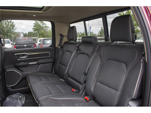 2019 RAM 1500 Laramie (Stk: K502002) in Abbotsford - Image 17 of 30