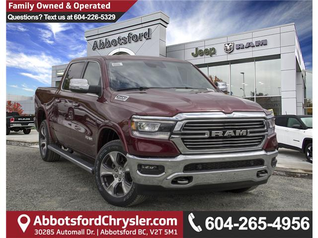 2019 RAM 1500 Laramie (Stk: K502002) in Abbotsford - Image 1 of 30