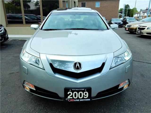 2009 Acura TL Base (Stk: 19UUA9) in Kitchener - Image 2 of 25