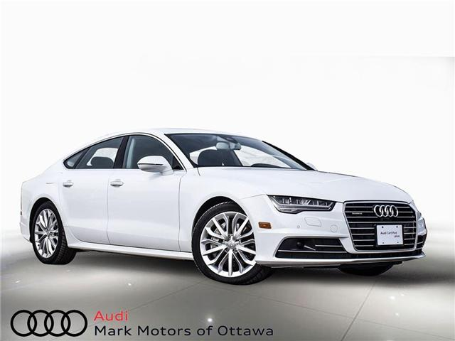 2017 Audi A7 3.0T Technik (Stk: 90117) in Nepean - Image 1 of 30