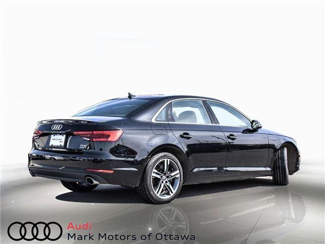 2017 Audi A4 2.0T Technik (Stk: 89839) in Nepean - Image 4 of 30