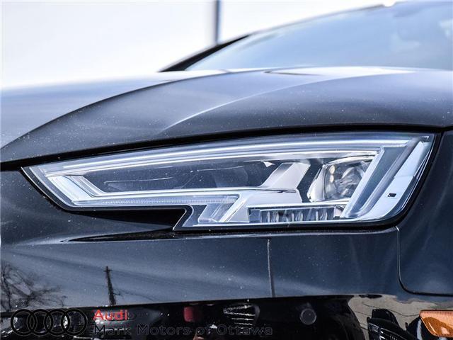2017 Audi A4 2.0T Technik (Stk: 89839) in Nepean - Image 8 of 30