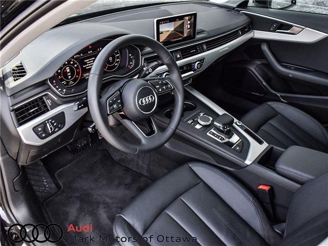 2017 Audi A4 2.0T Technik (Stk: 89839) in Nepean - Image 9 of 30