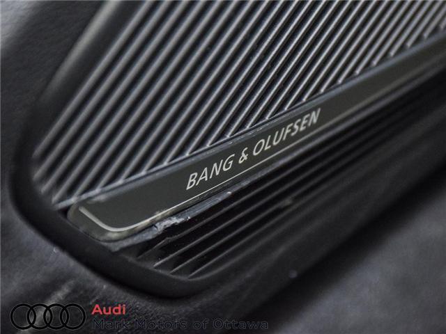 2017 Audi A4 2.0T Technik (Stk: 89839) in Nepean - Image 12 of 30