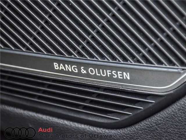 2017 Audi A4 2.0T Technik (Stk: 89839) in Nepean - Image 13 of 30