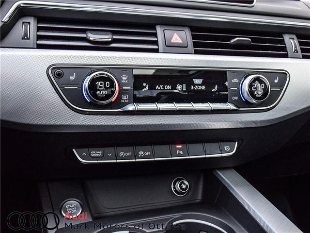 2017 Audi A4 2.0T Technik (Stk: 89839) in Nepean - Image 16 of 30