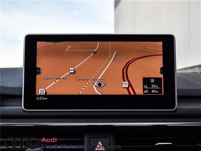 2017 Audi A4 2.0T Technik (Stk: 89839) in Nepean - Image 18 of 30