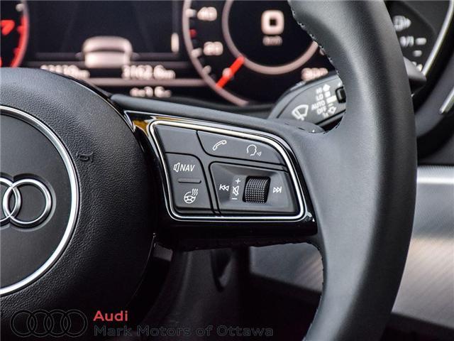 2017 Audi A4 2.0T Technik (Stk: 89839) in Nepean - Image 26 of 30