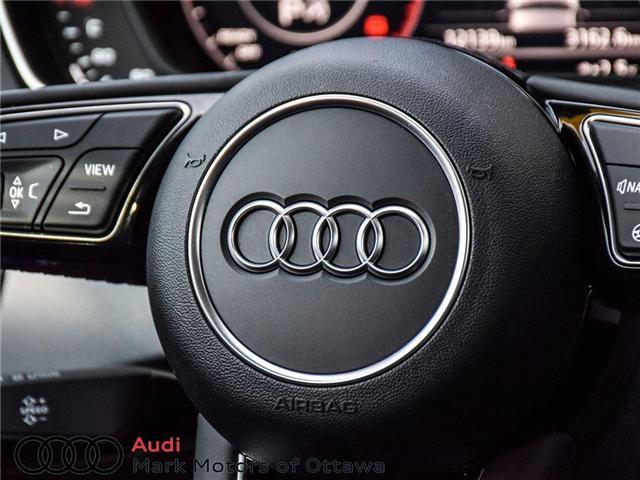 2017 Audi A4 2.0T Technik (Stk: 89839) in Nepean - Image 27 of 30