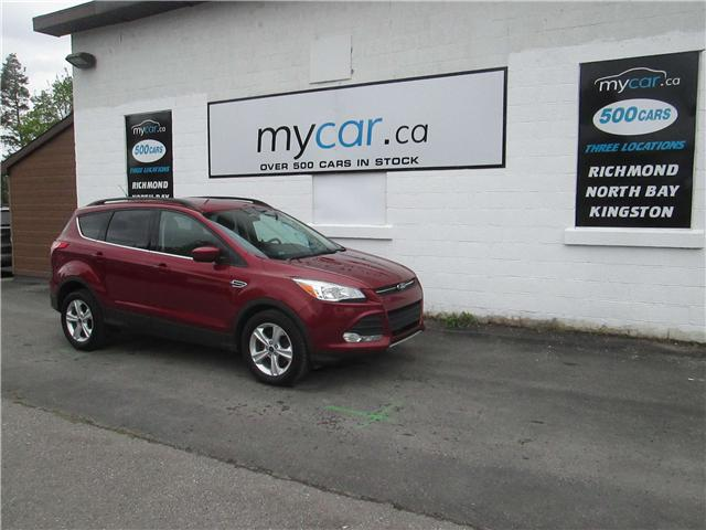 2015 Ford Escape SE (Stk: 180596) in North Bay - Image 2 of 13