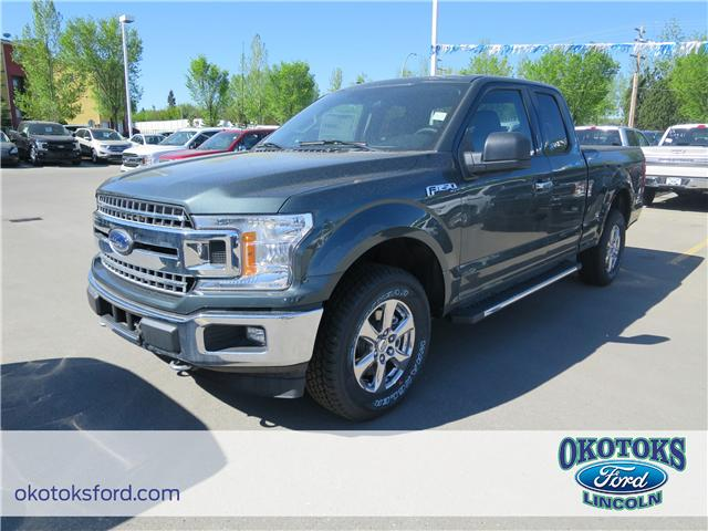 2018 Ford F-150 XLT (Stk: JK-178) in Okotoks - Image 1 of 5