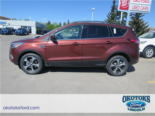 2018 Ford Escape SEL (Stk: JK-206) in Okotoks - Image 2 of 5
