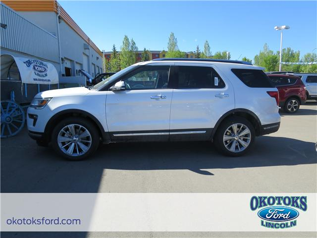 2018 Ford Explorer Limited (Stk: JK-237) in Okotoks - Image 2 of 6