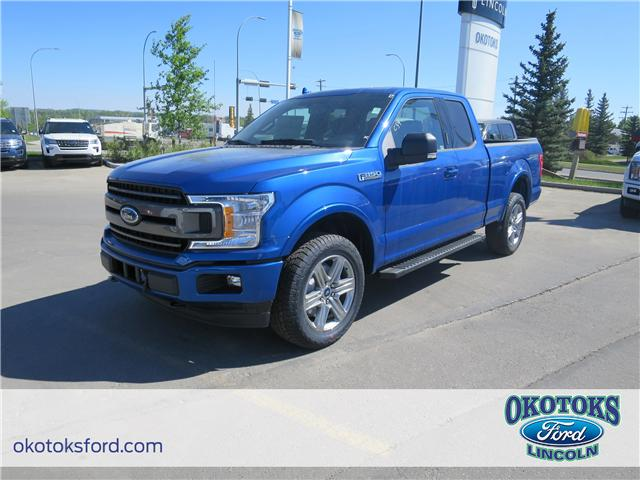 2018 Ford F-150 XLT (Stk: JK-258) in Okotoks - Image 1 of 5