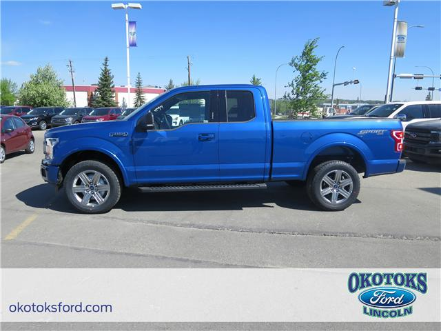 2018 Ford F-150 XLT (Stk: JK-258) in Okotoks - Image 2 of 5