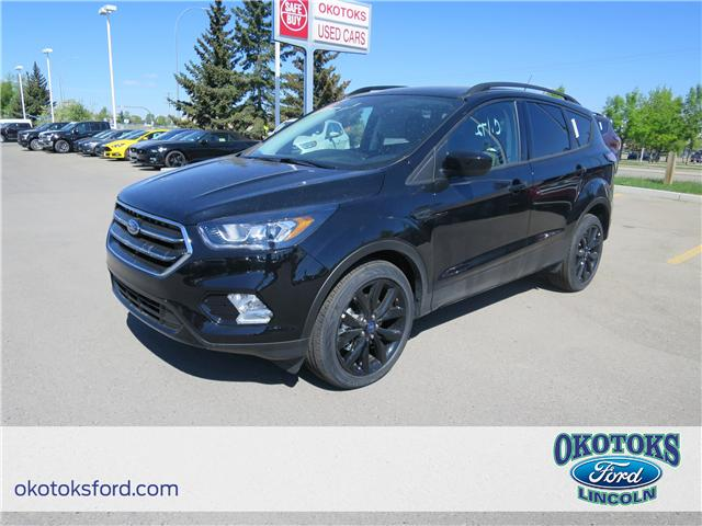 2018 Ford Escape SE (Stk: JK-270) in Okotoks - Image 1 of 5