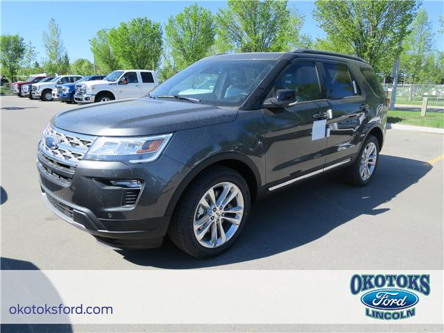 2018 Ford Explorer XLT (Stk: JK-315) in Okotoks - Image 1 of 5