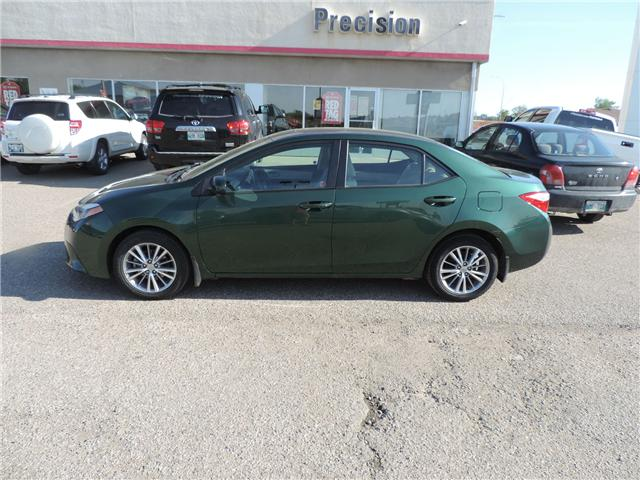 2015 Toyota Corolla LE (Stk: 183591) in Brandon - Image 1 of 8