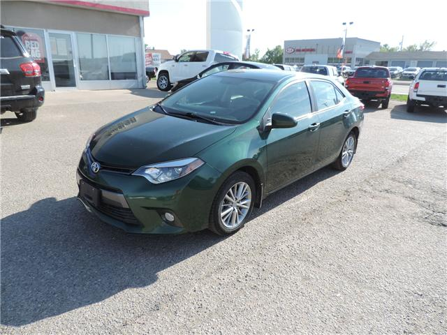 2015 Toyota Corolla LE (Stk: 183591) in Brandon - Image 2 of 8