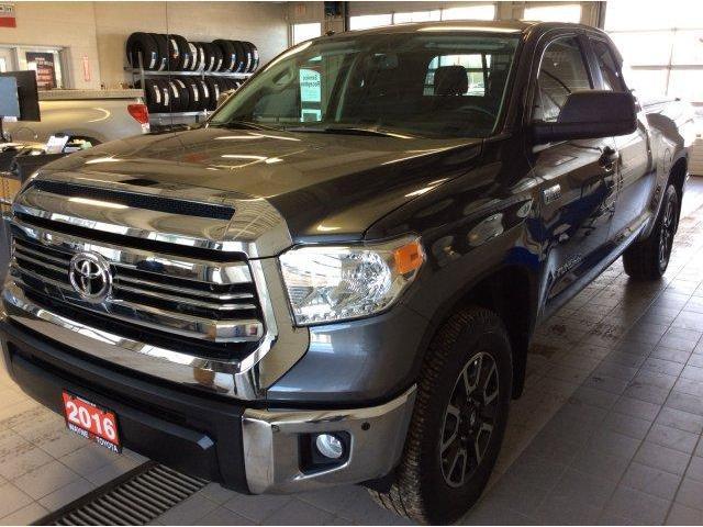 2016 Toyota Tundra  (Stk: 10796) in Thunder Bay - Image 1 of 24