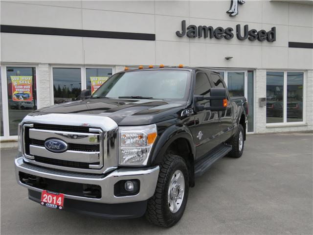 2014 Ford F-250 XLT (Stk: P02461) in Timmins - Image 1 of 10