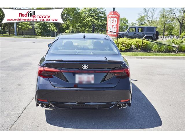 2019 Toyota Avalon XSE (Stk: 19002) in Hamilton - Image 6 of 19