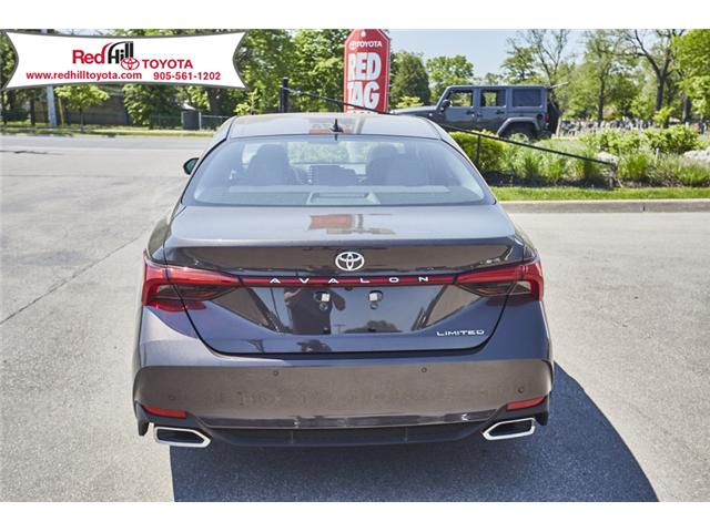 2019 Toyota Avalon Limited (Stk: 19000) in Hamilton - Image 6 of 20