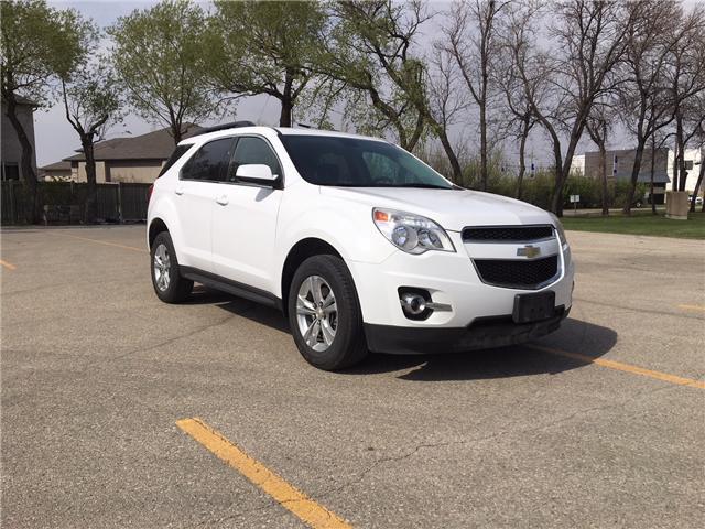 2010 Chevrolet Equinox LT (Stk: 9670.1) in Winnipeg - Image 1 of 21