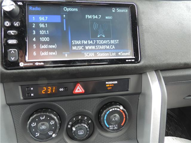 2017 Toyota 86 Base (Stk: 172681) in Brandon - Image 12 of 18
