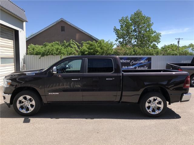 2019 RAM 1500 Big Horn (Stk: 13050) in Fort Macleod - Image 2 of 20