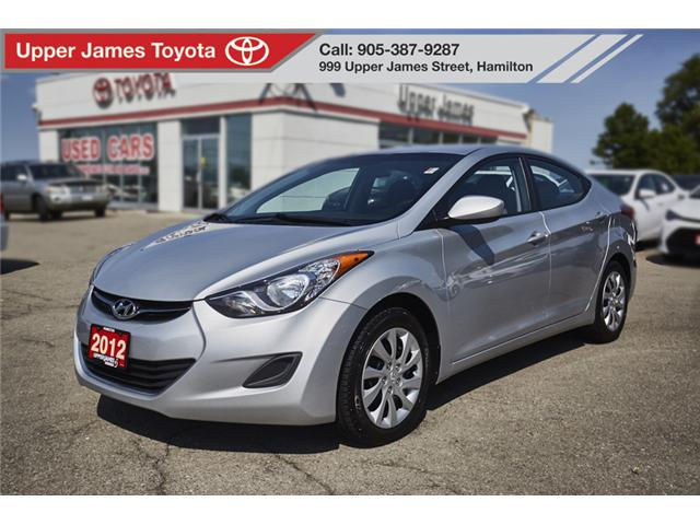 Used Hyundai for Sale in Hamilton | Upper James Toyota