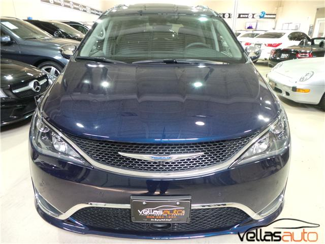 2017 Chrysler Pacifica  (Stk: NP2418) in Vaughan - Image 2 of 30