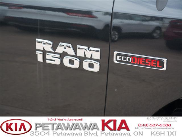 2017 RAM 1500 SLT (Stk: P0004) in Petawawa - Image 12 of 27