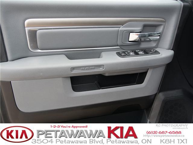 2017 RAM 1500 SLT (Stk: P0004) in Petawawa - Image 14 of 27