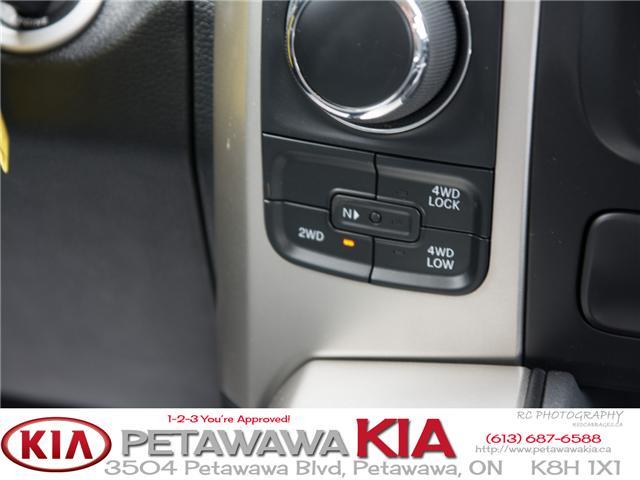 2017 RAM 1500 SLT (Stk: P0004) in Petawawa - Image 21 of 27