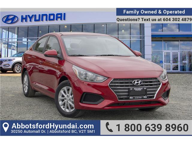 2018 Hyundai Accent  (Stk: JA031128) in Abbotsford - Image 1 of 27