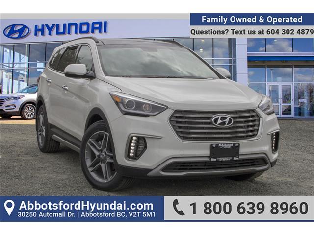 2018 Hyundai Santa Fe XL Limited (Stk: JF278039) in Abbotsford - Image 1 of 22