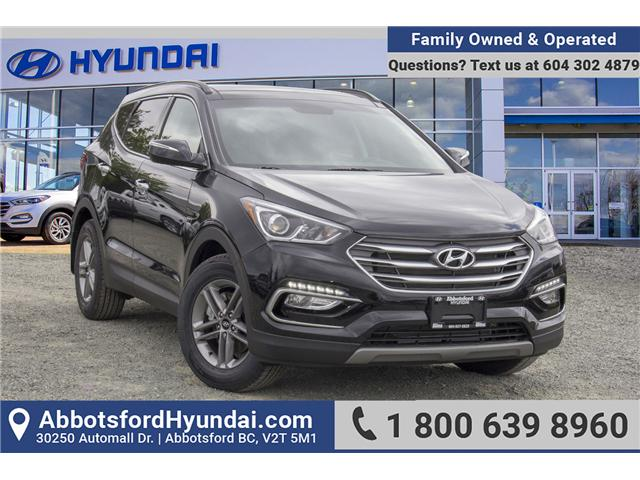2018 Hyundai Santa Fe Sport 2.4 SE (Stk: JF547766) in Abbotsford - Image 1 of 30