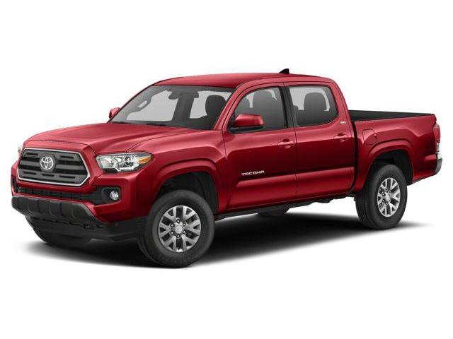2018 Toyota Tacoma SR5 (Stk: 8TA656) in Georgetown - Image 1 of 2
