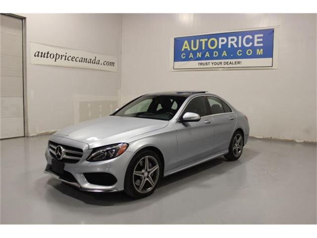 2015 Mercedes-Benz C-Class Base (Stk: H9551) in Mississauga - Image 2 of 20