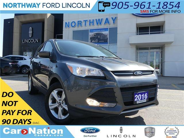 2016 Ford Escape SE   REAR CAM   HEATED SEATS   4X4   (Stk: P4972) in Brantford - Image 1 of 23